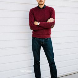 "Tim of <a href=""http://stayclassicblog.com""target=""_blank"">Stay Classic</a> is wearing an American Eagle shirt, <a href=""http://www1.macys.com/shop/product/levis-511-slim-fit-rigid-dragon-jeans?ID=601576&PartnerID=LINKSHARE&cm_mmc=LINKSHARE-_-5-_-65-_-MP5"