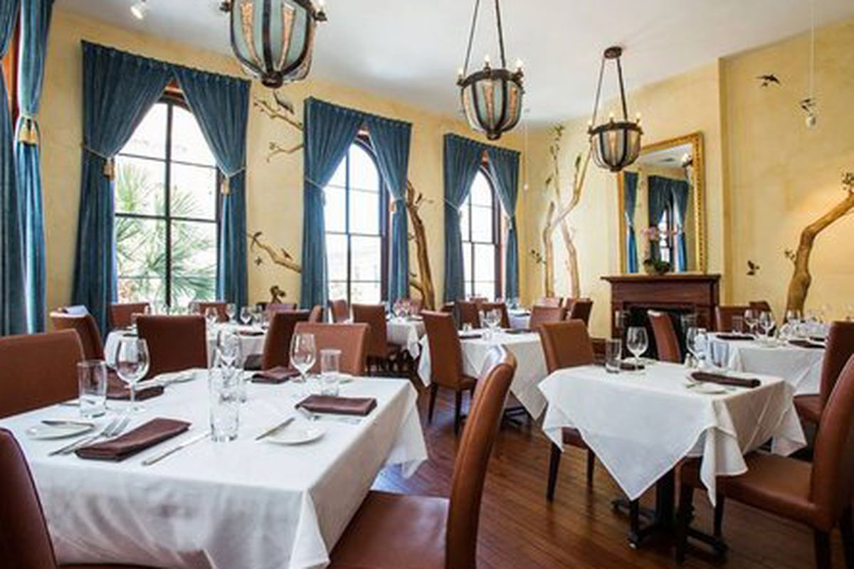 Oak Steakhouse Charleston.