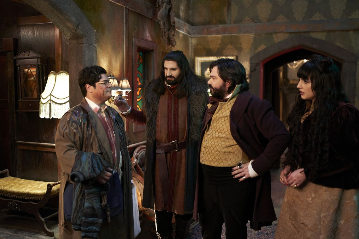 What We Do in the Shadows season 2: Guillermo defends himself against Nandor, Laszlo, and Nadja