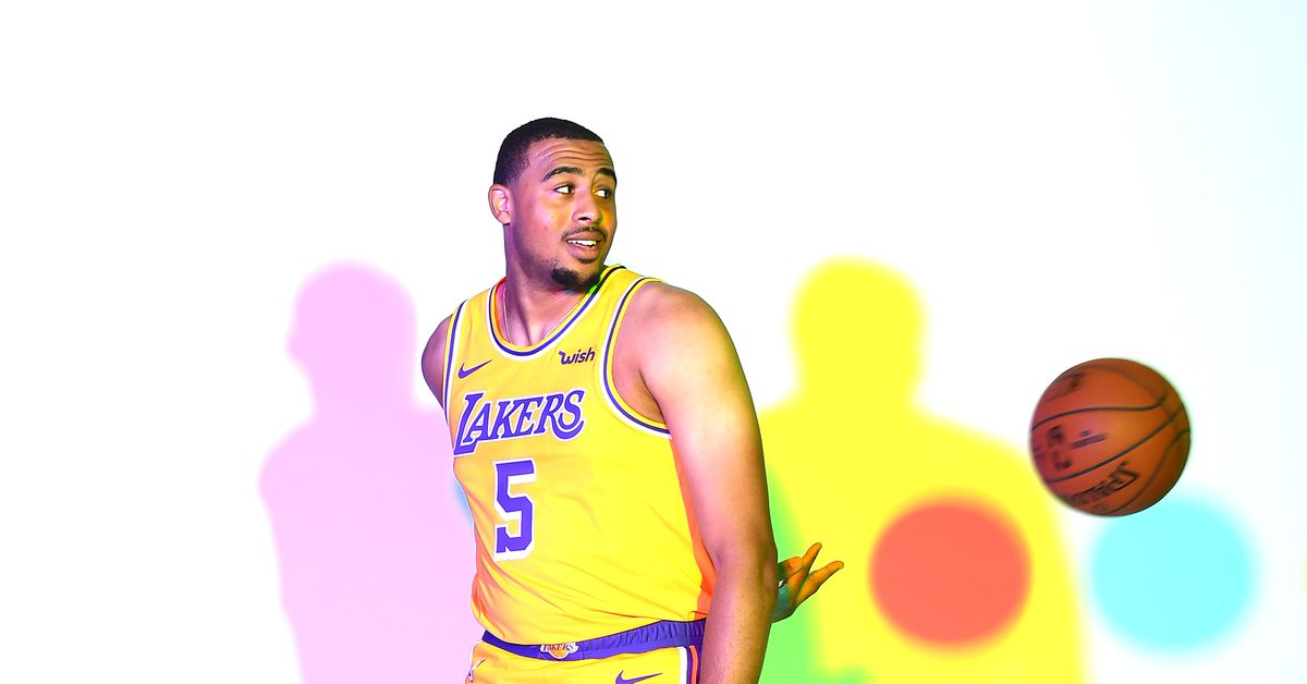 Most Interesting Lakers No. 11: Talen Horton-Tucker is a walking, breathing, basketball enigma