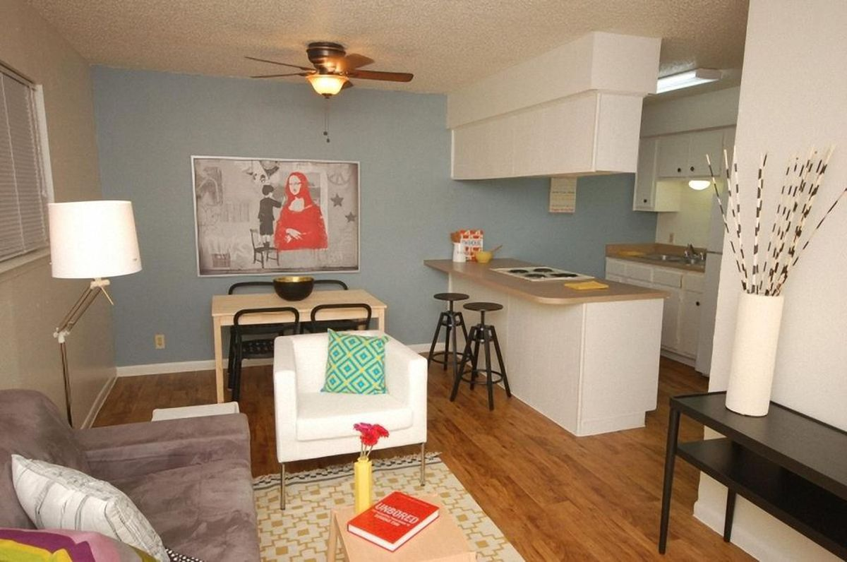 Austin rent comparison: what $850/month gets you right now - Curbed ...