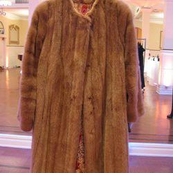 <b>Valentino</b> mink, $4,000