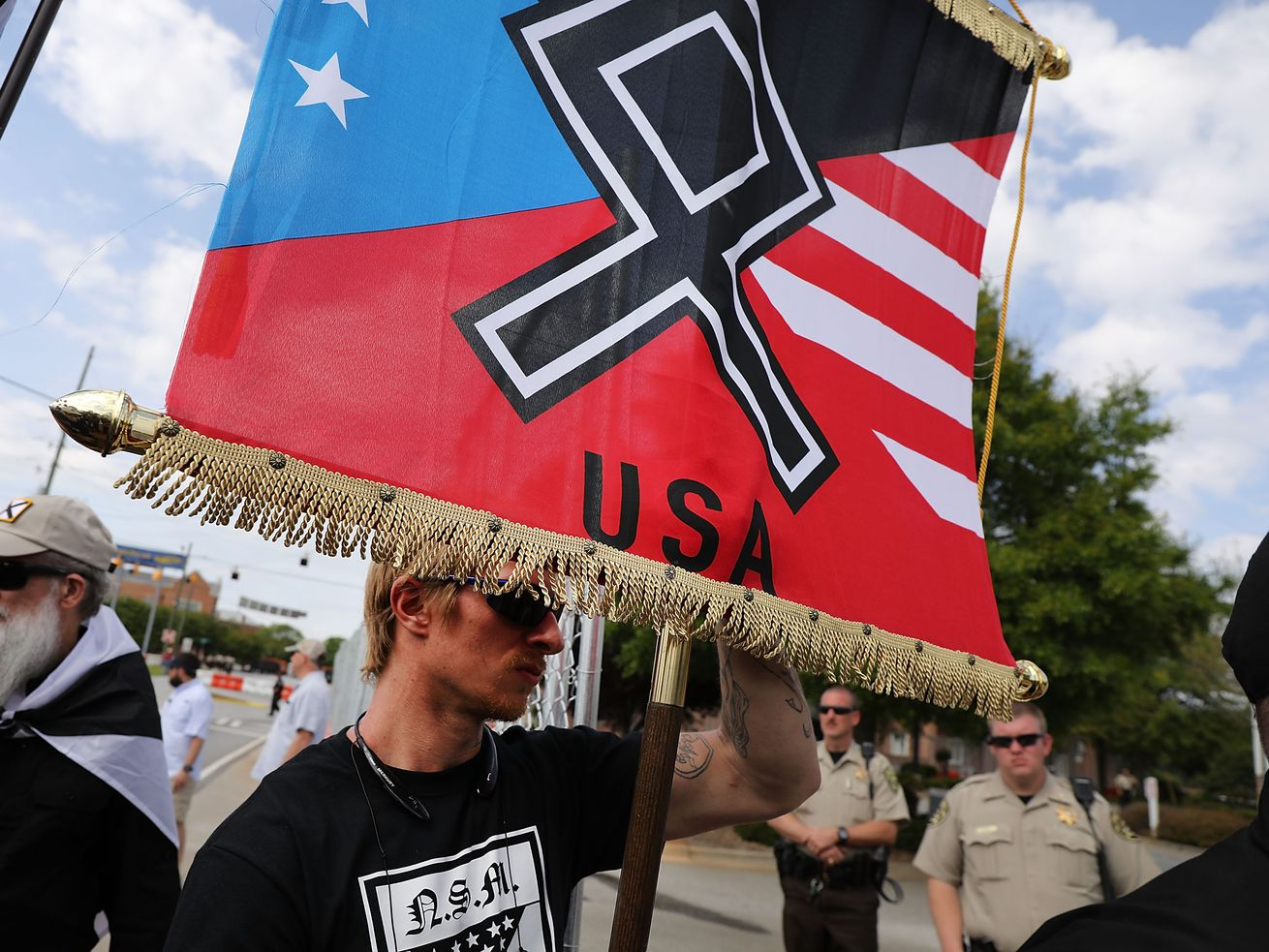White nationalists and neo-Nazis have been on the rise in the United States
