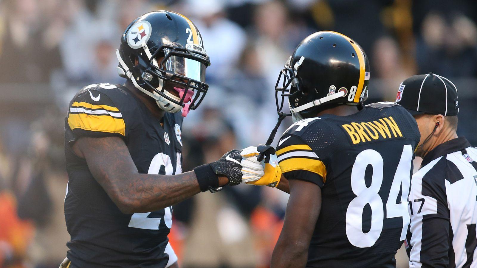 Steelers News 7/24: Antonio Brown stands behind Le'Veon ...Steelers News