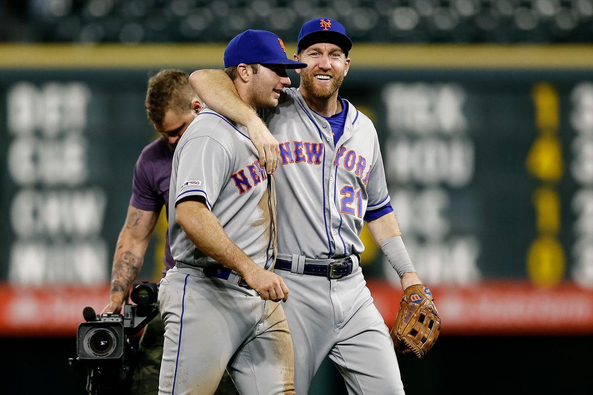 Mets vs. Rockies Recap: Mets win behind Stroman shutout, three homers