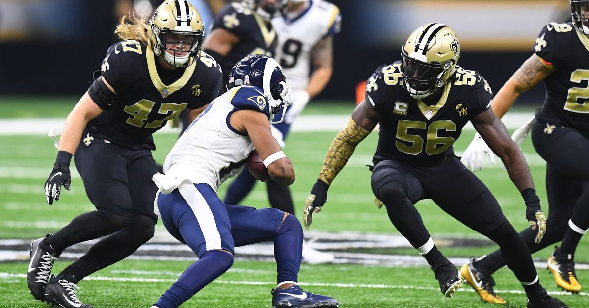 2019 New Orleans Saints training camp preview: Linebacker