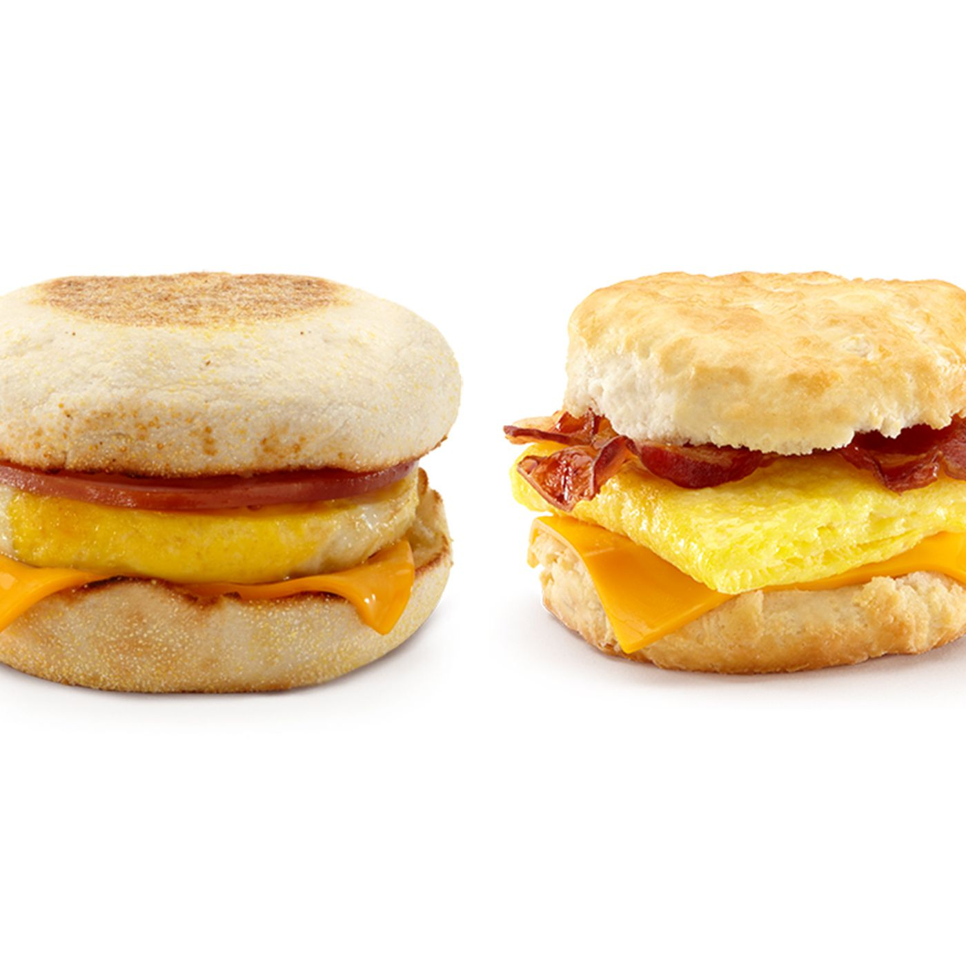 Mcmuffins Vs Biscuits Where Does Your Mcdonald S Breakfast Allegiance Lie Eater