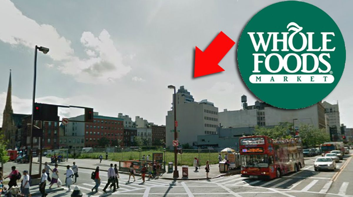 Whole Foods Harlem Time