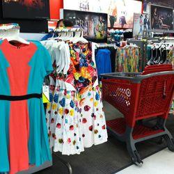 Dresses remaining