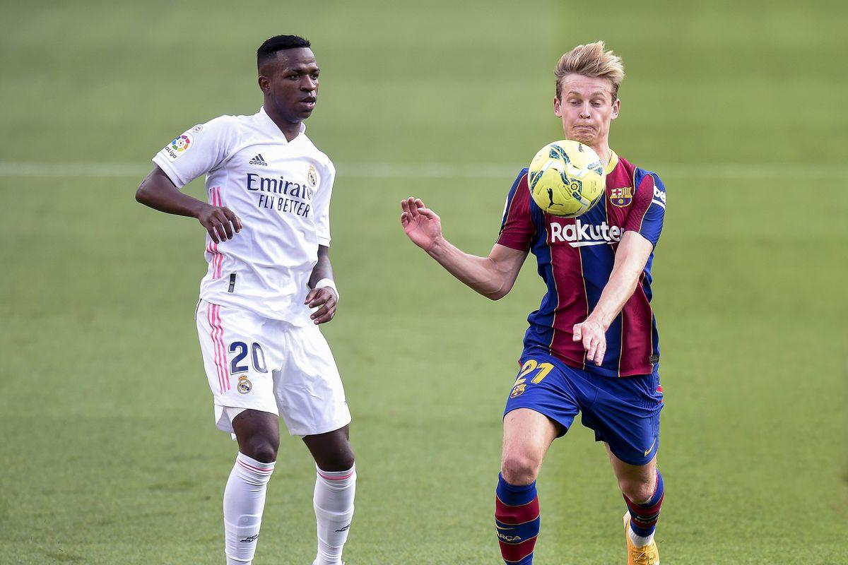 ESP: FC Barcelona - Real Madrid. La Liga Santander