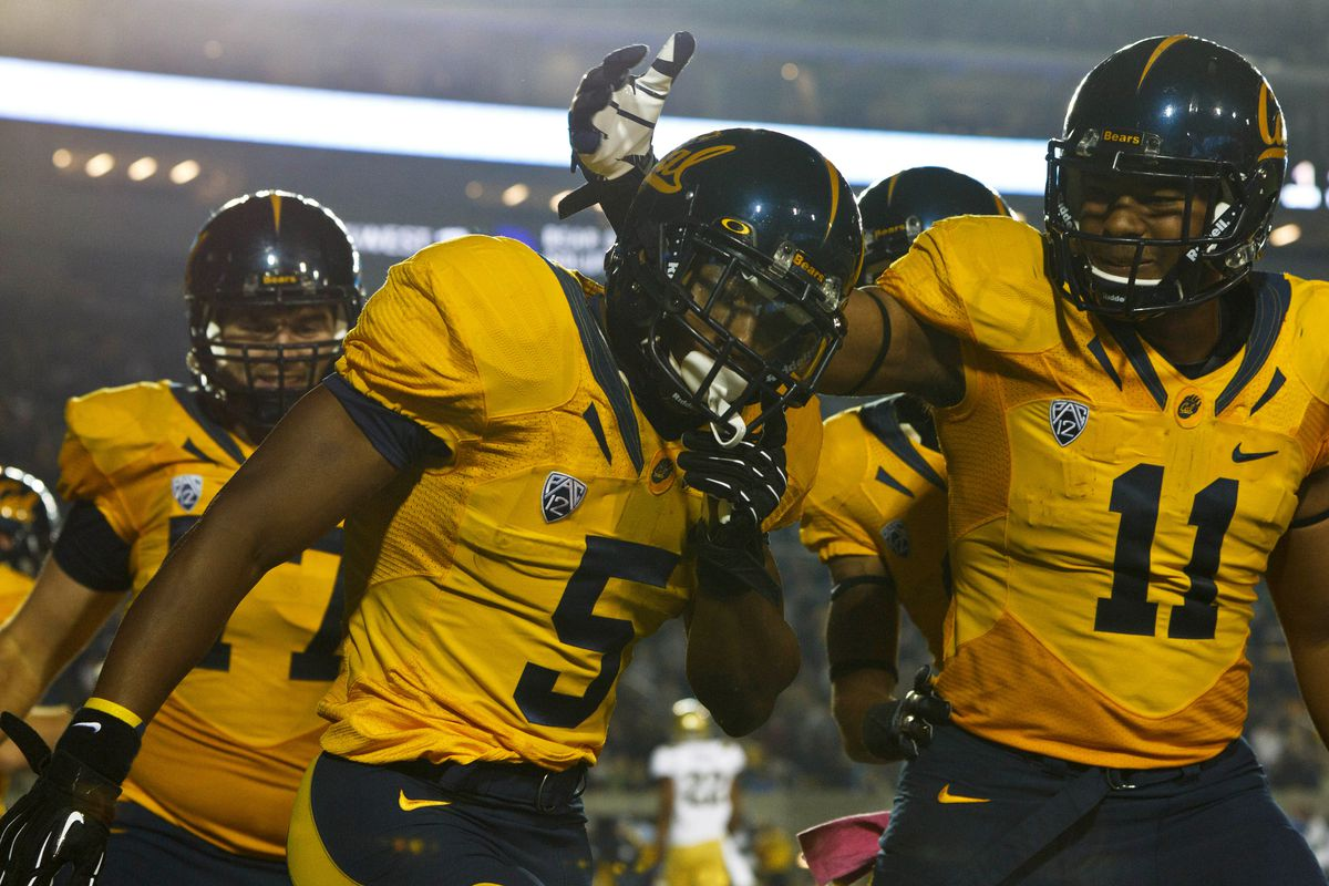 Cal bears betting line off track betting in baton rouge