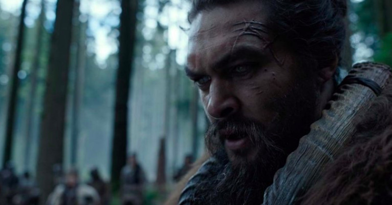 Jason Momoa stars as a fierce leader in first trailer for Apple TV Plus' See