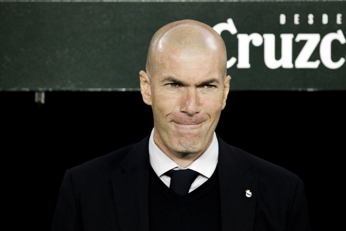 Real Betis Sevilla v Real Madrid - La Liga Santander