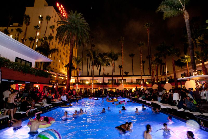 Tropicana Roosevelt Pool Party
