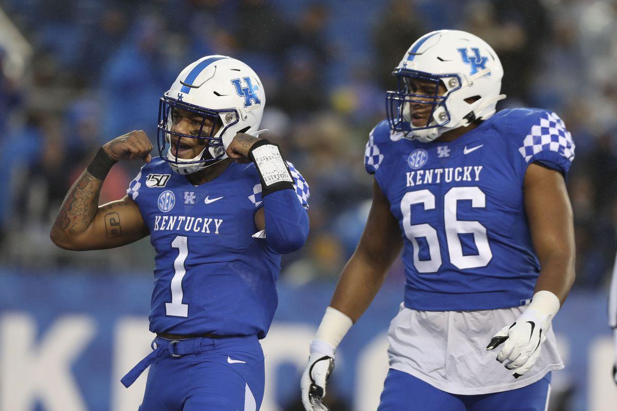NCAA Football: Tennessee-Martin at Kentucky