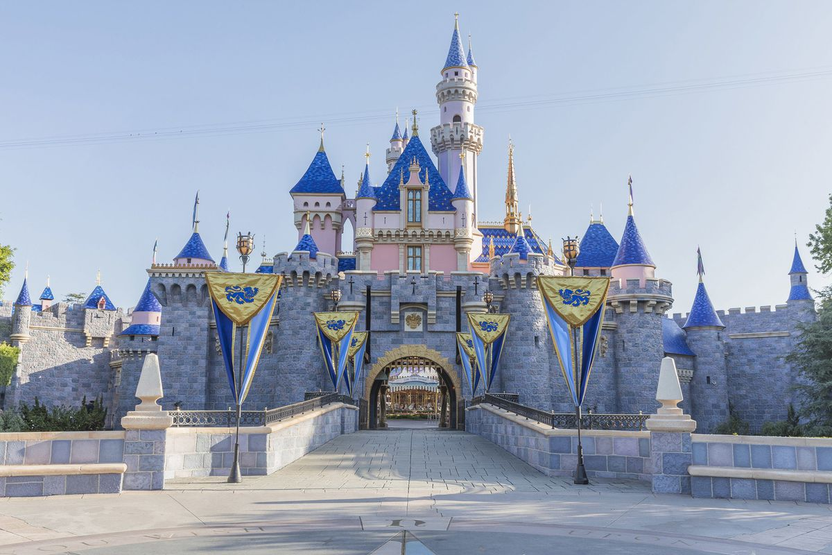 Sleeping Beauty Castle at Disneyland Park features winding passageways where the epic tale of Princess Aurora is told through spellbinding dioramas. Inspired by the film's original Eyvind Earle artwork, this iconic attraction features 3-dimensional displays, sound and stunning special effects.