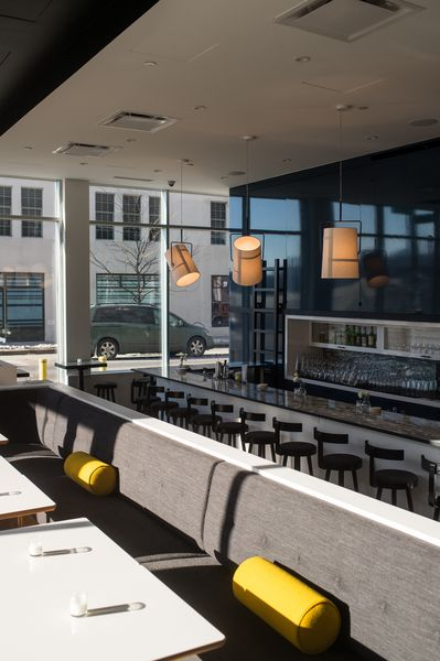 The Camlin A Clean Modern Williamsburg Wine Bar From The
