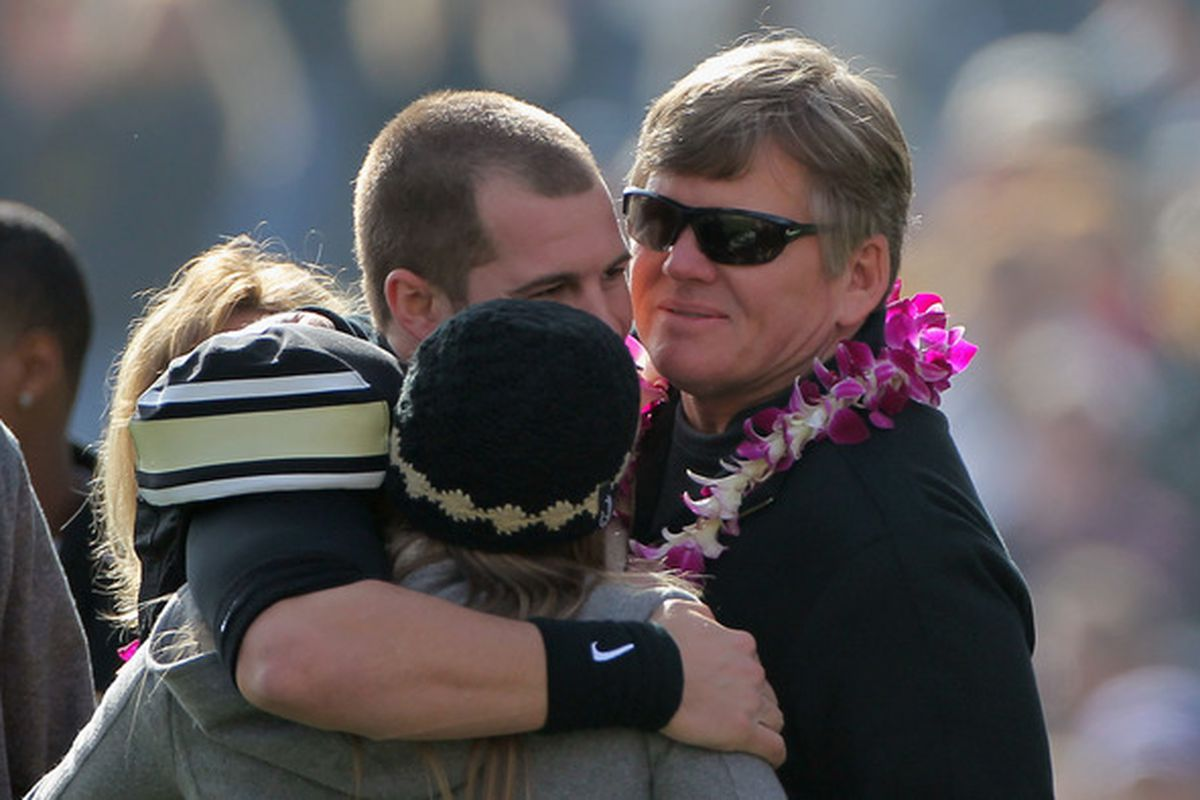 Dan Hawkins coached Colorado to a lot of losses during his time in Boulder, but none more painful than they one they suffered in his first game as head coach.
