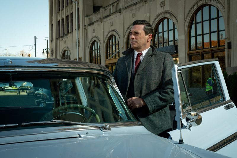 """Jon Hamm stars as Det. Joe Finney in the HBO Max and Warner Bros. Pictures' crime drama """"No Sudden Move."""""""