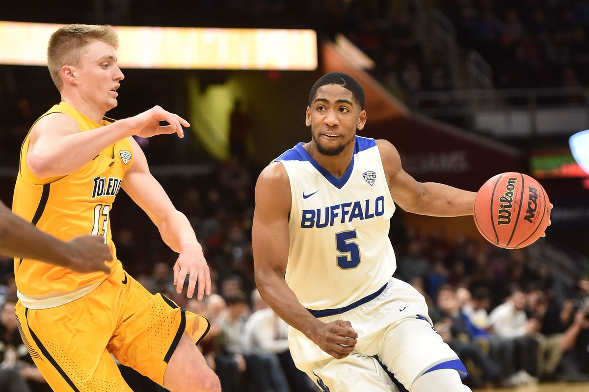 NCAA Basketball: MAC Conference Tournament Championship-Buffalo vs Toledo
