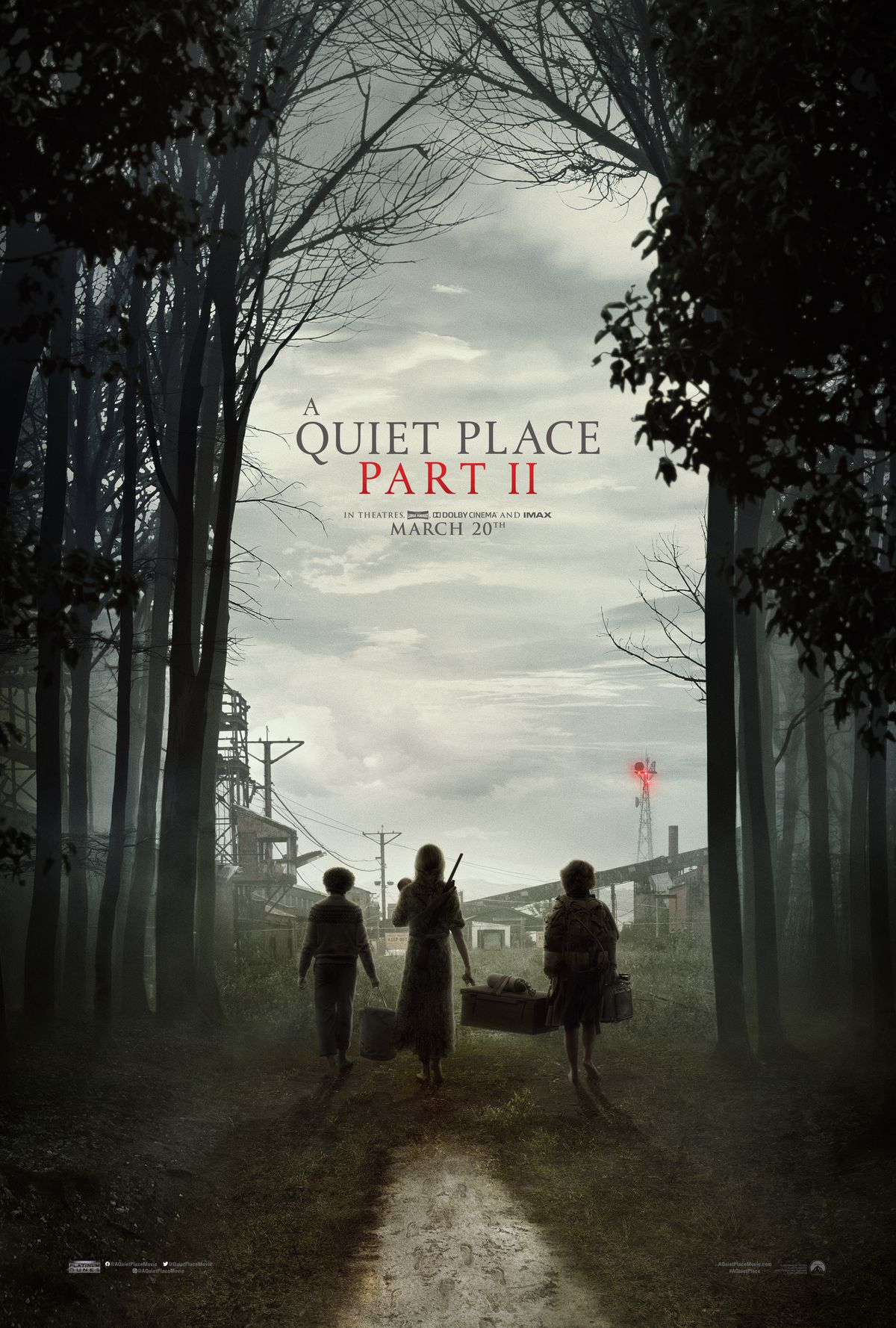 Image result for a quiet place 2""