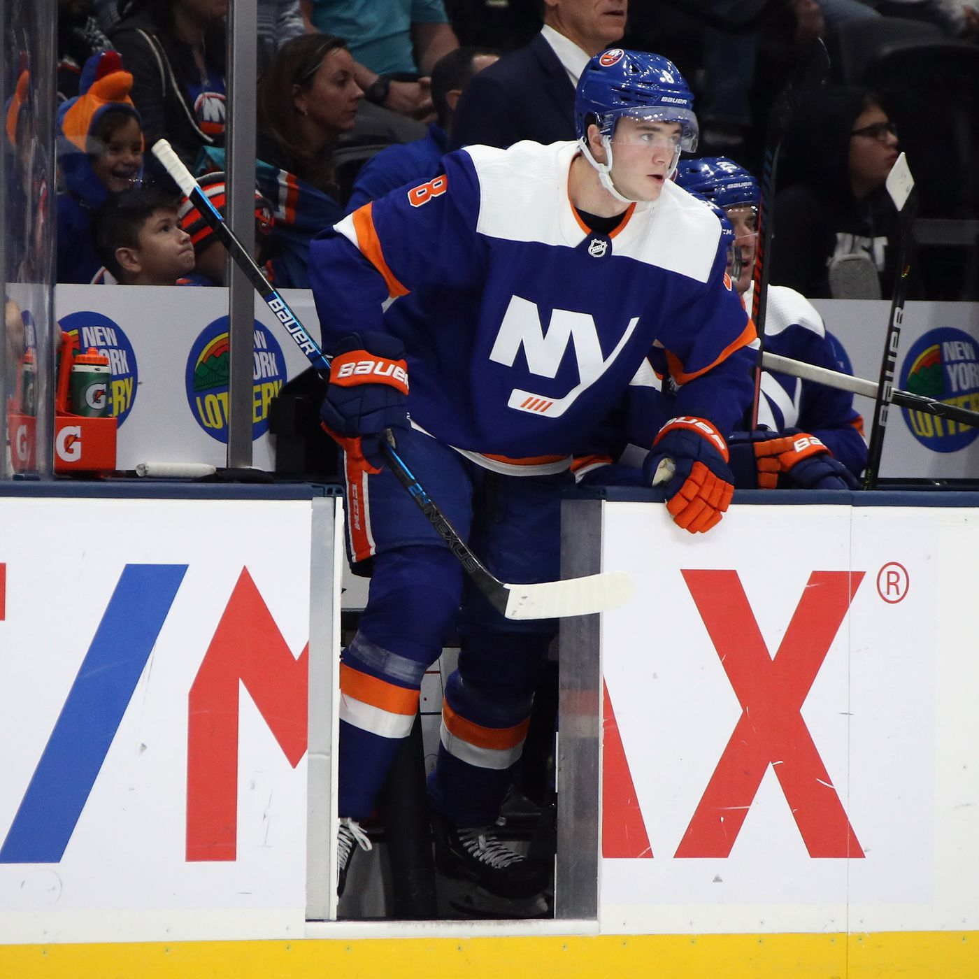 Islanders News Dobson Making Things Interesting No Panic Here Lighthouse Hockey