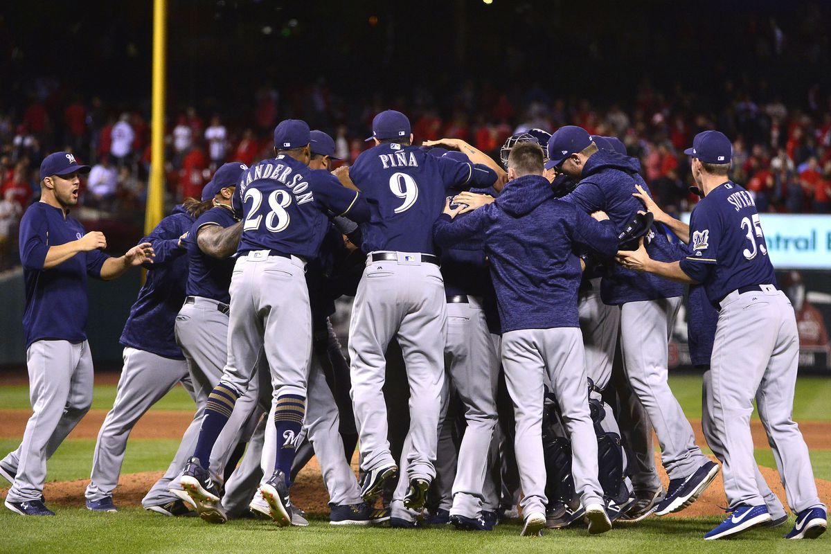 PECOTA projects the Milwaukee Brewers to win 89 games in