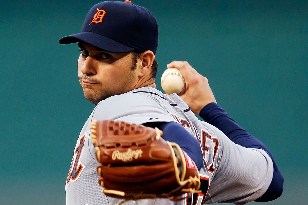 Anibal Sanchez is the best starter on the Detroit Tigers.