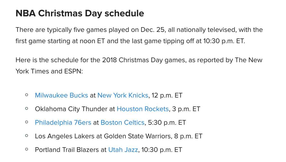 Nba Christmas Day 2019.Woj Nuggets To Host Zion Williamson New Orleans Pelicans