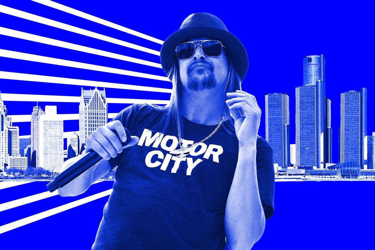 9c82fd15 Kid Rock, the Little Caesars Arena, and the battle for Detroit ...