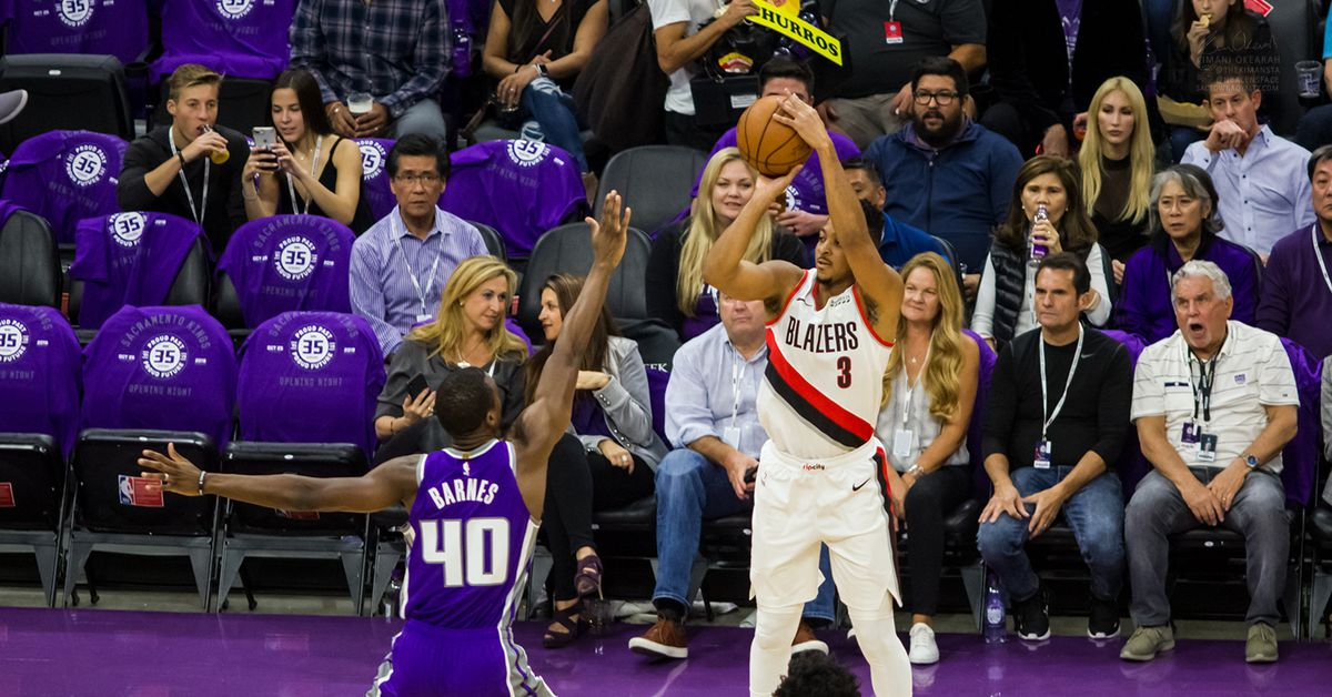 Kings vs Blazers Preview: Boring Stories of Glory Days - Sactown Royalty