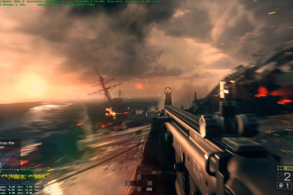 Battlefield 4 AMD Mantle patch now available - Polygon