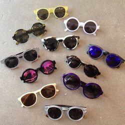 "<a href=""http://instagram.com/p/ZmE3P5OU1Q/"">@creaturesofcomfort</a>: Just unpacked new Illesteva sunglasses. So many good ones"