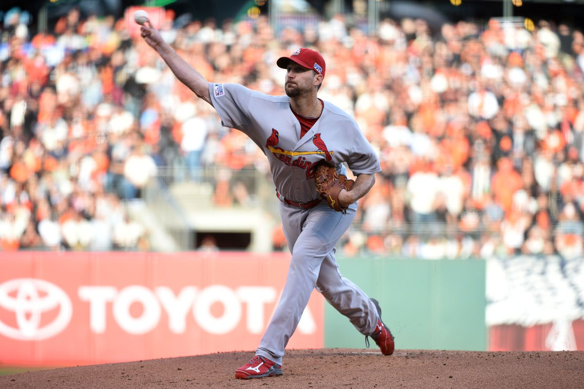 What if Adam Wainwright's elbow health prevents him from throwing 200 innings in 2015?