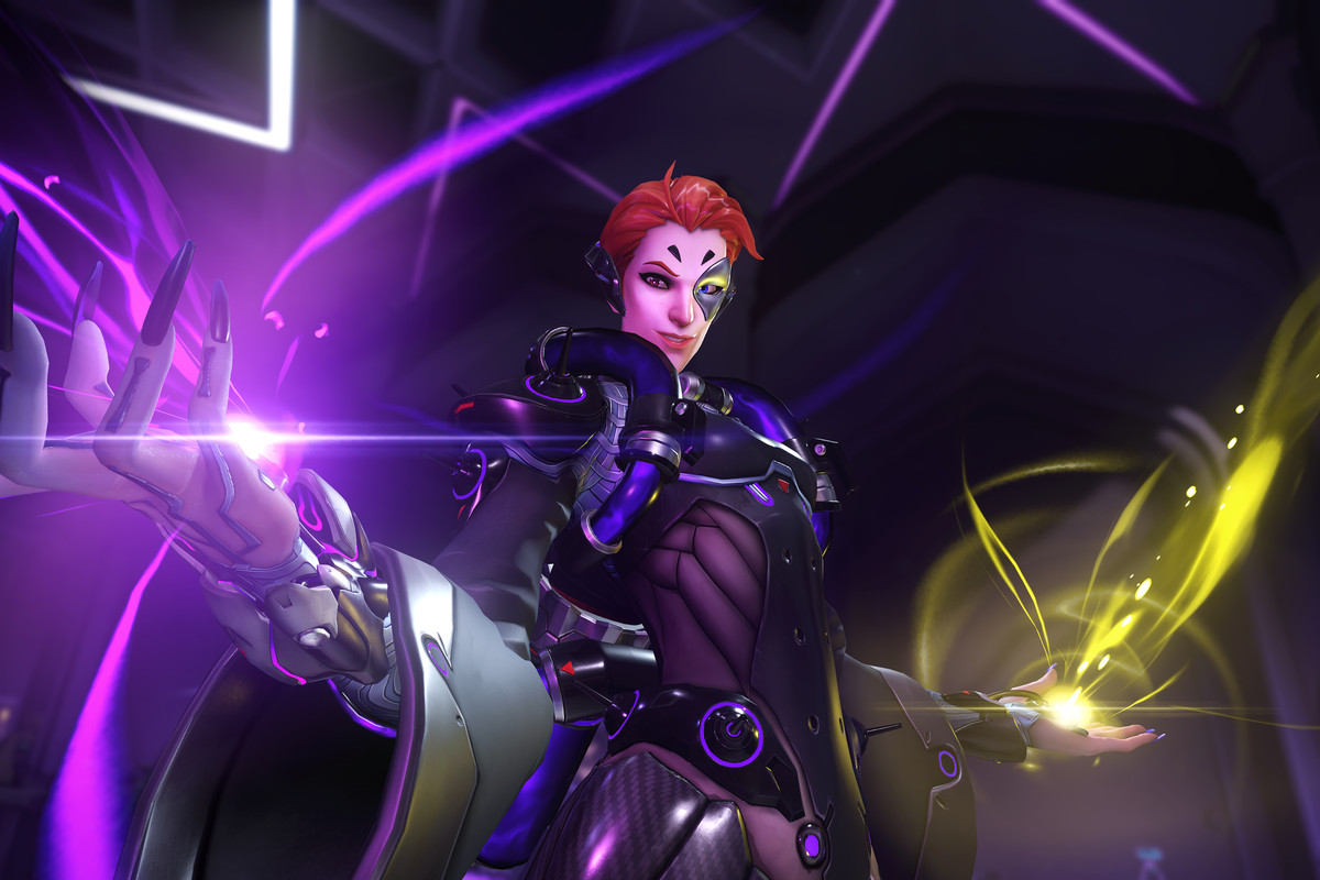 Moira is Overwatch's best villain, and it isn't even close - Heroes