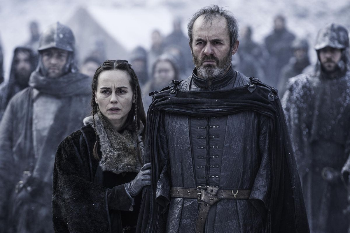 Prediction: Stannis is going to die in the season-five finale.