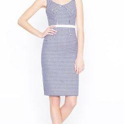 """<a href=""""http://www.jcrew.com/womens_category/dresses/sleevelessandoneshoulder/PRDOVR~92134/92134.jsp"""">Sabrina dress</a>, $228"""