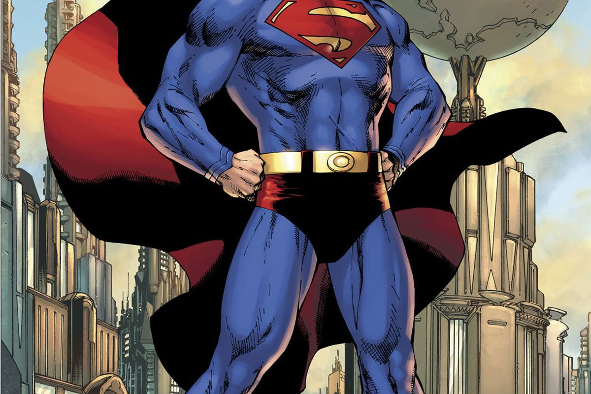 SUPERMAN's Red Trunks Are Back For ACTION COMICS #1000