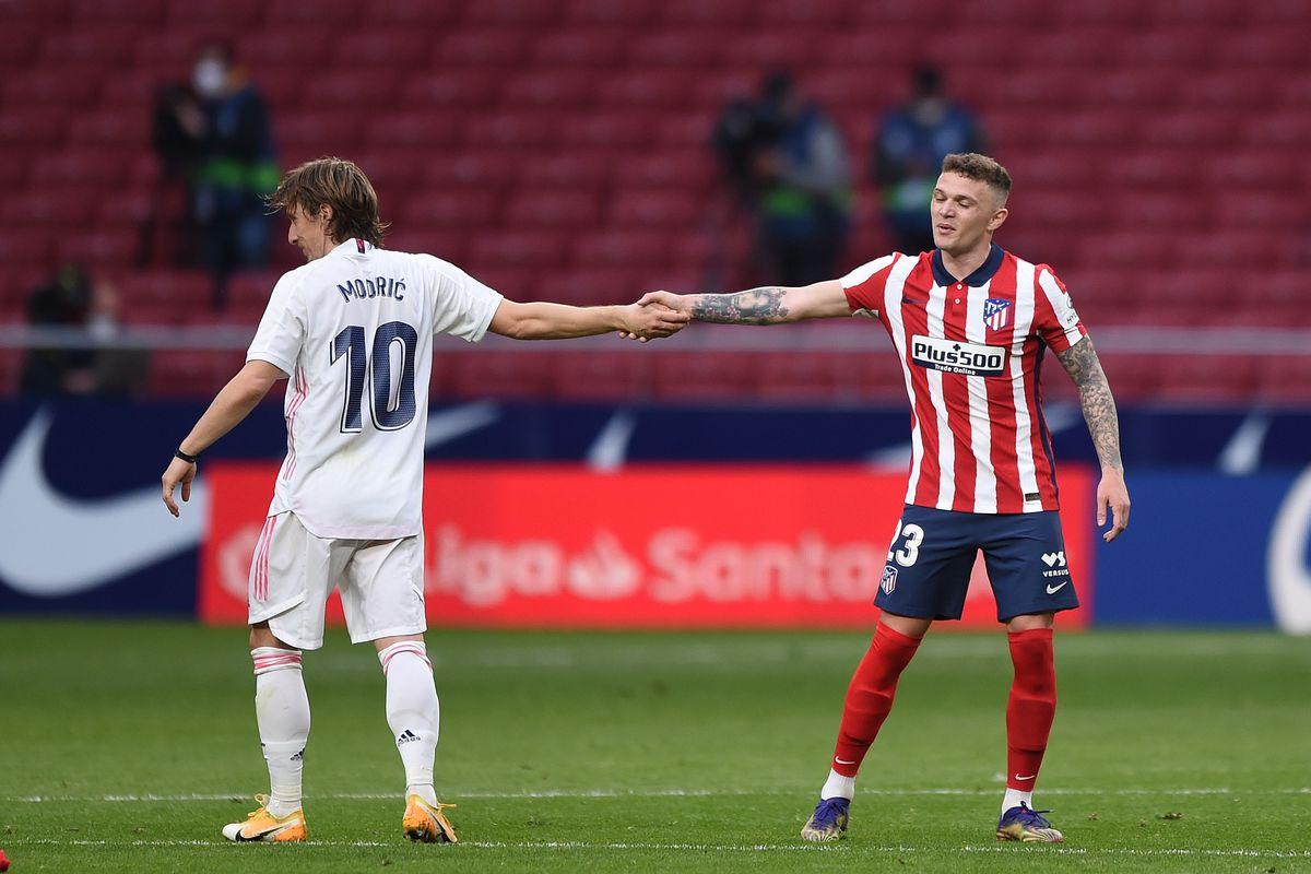 Atletico de Madrid v Real Madrid - La Liga Santander