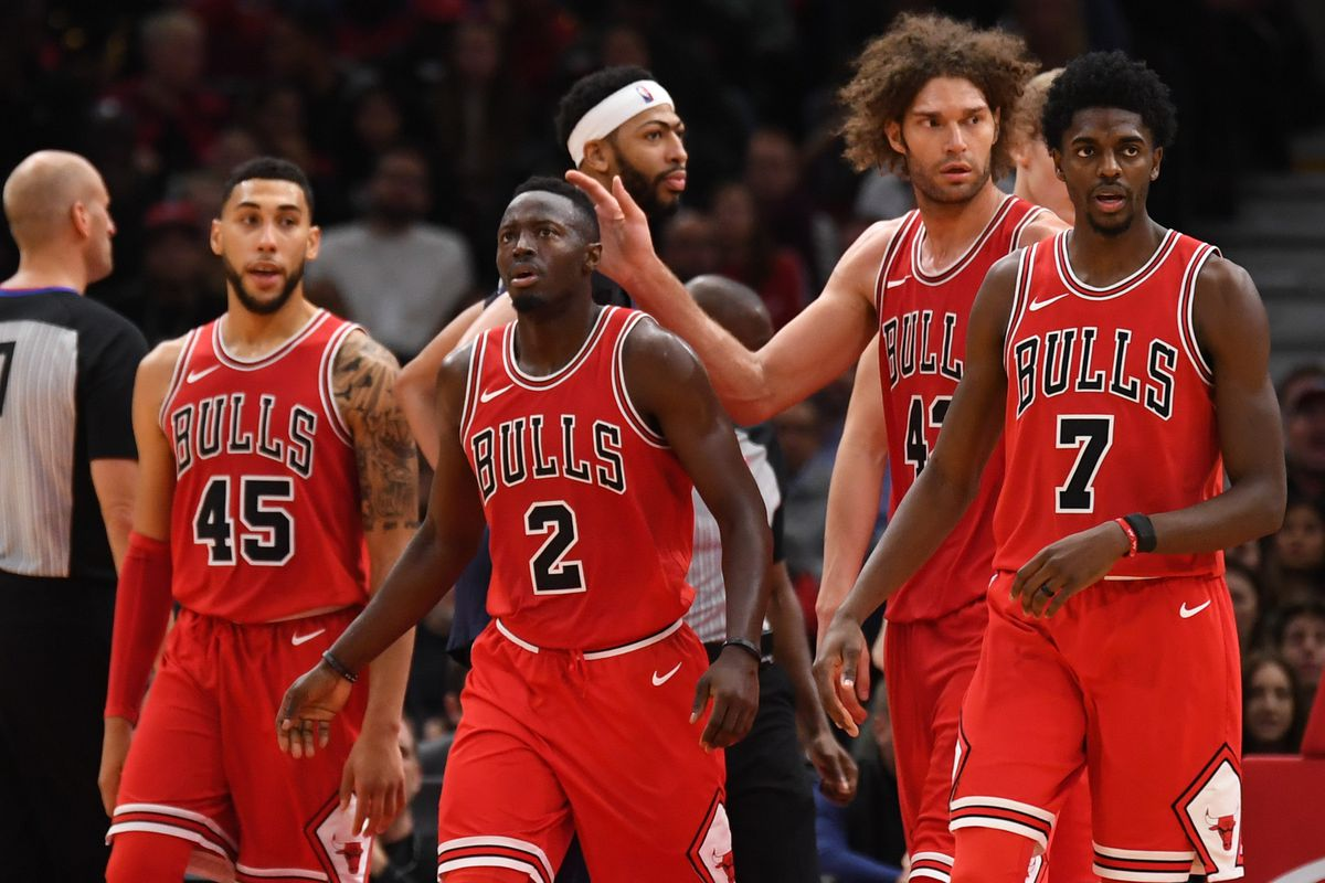 Chicago Bulls reportedly warned by National Basketball Association about seemingly tanking