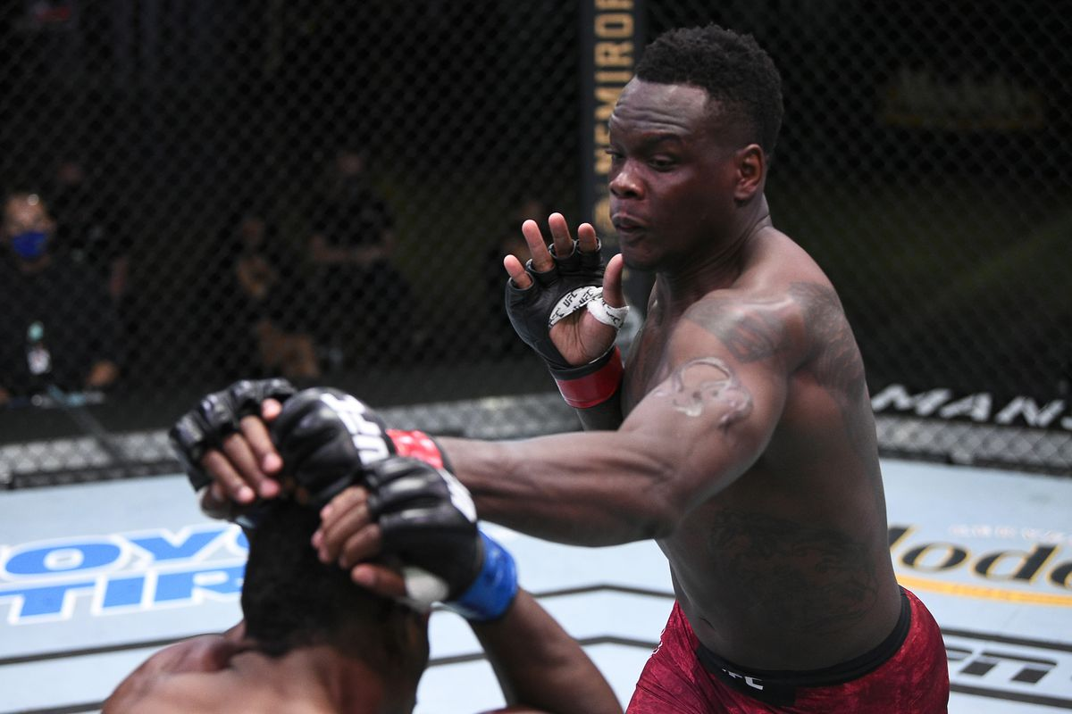 UFC Vegas 9 results: Ovince Saint Preux sleeps Alonzo Menifield in the second - MMAmania.com