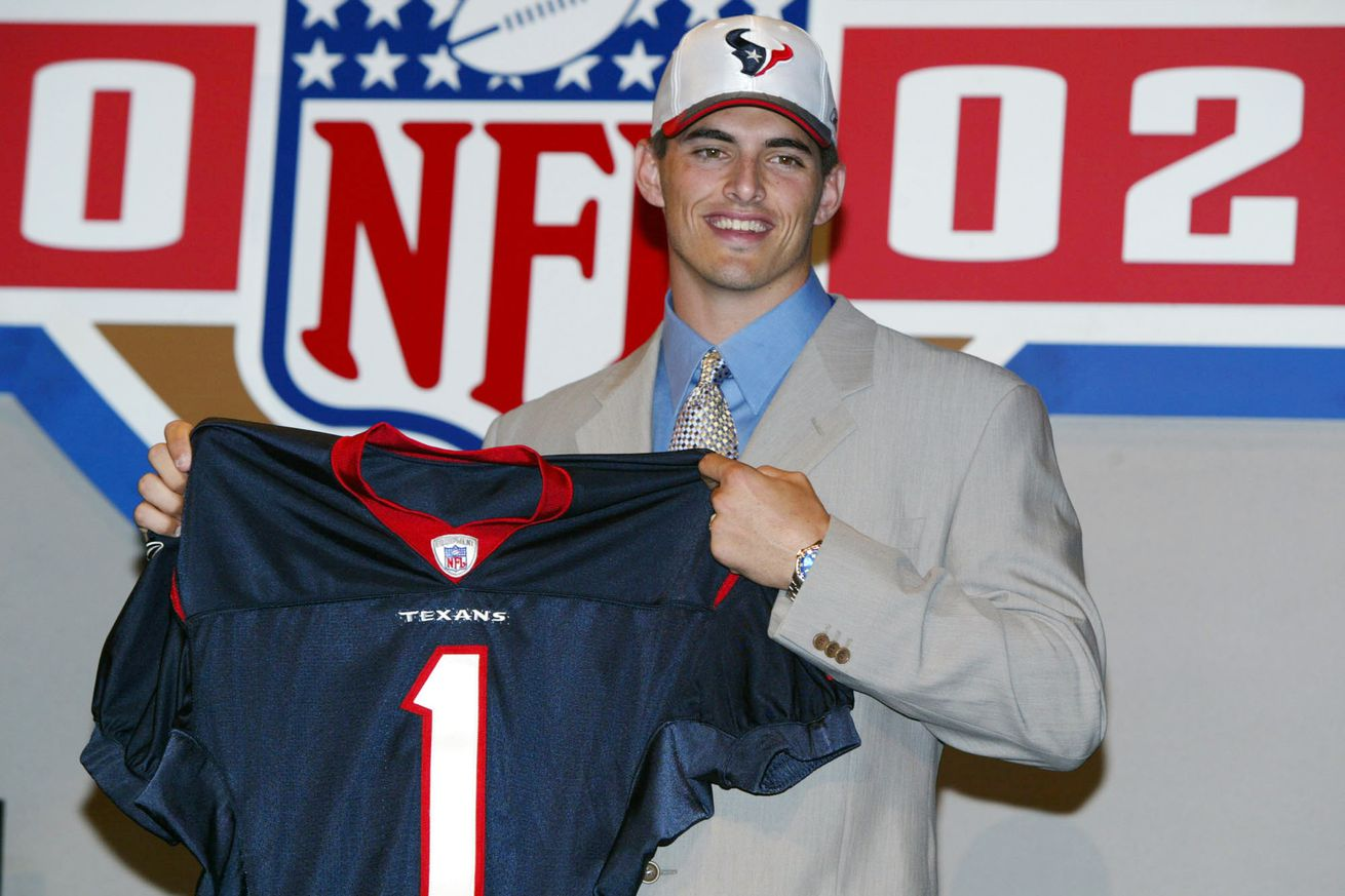 NFL Draft X Carr