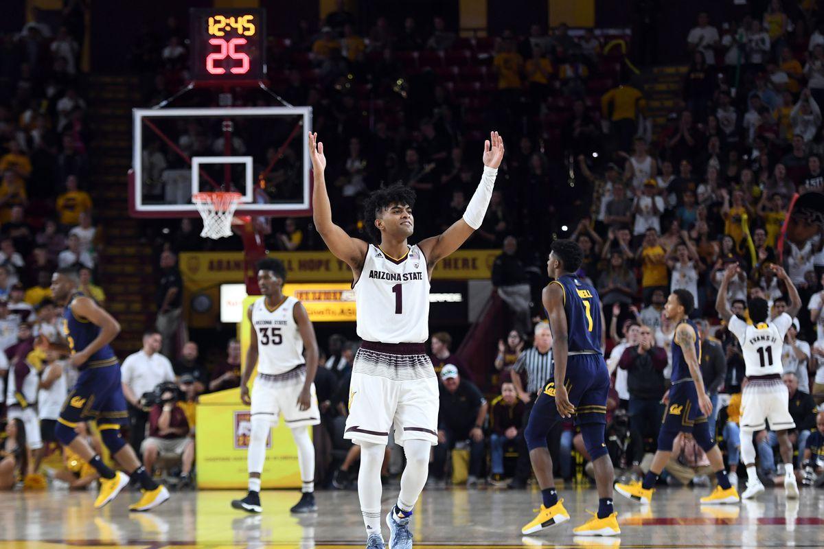 NCAA Basketball: California at Arizona State