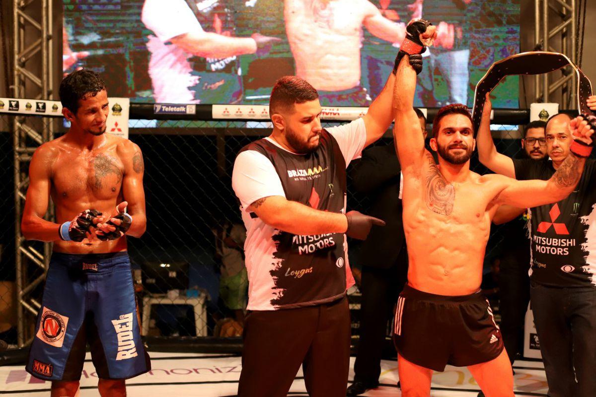 Filipe Esteves wins title in Brazil, donates purse to opponent
