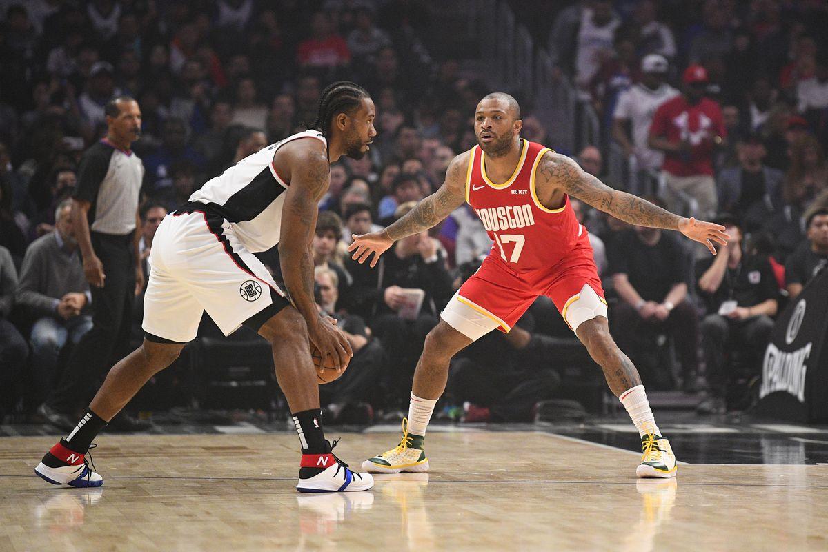 NBA: NOV 22 Rockets at Clippers