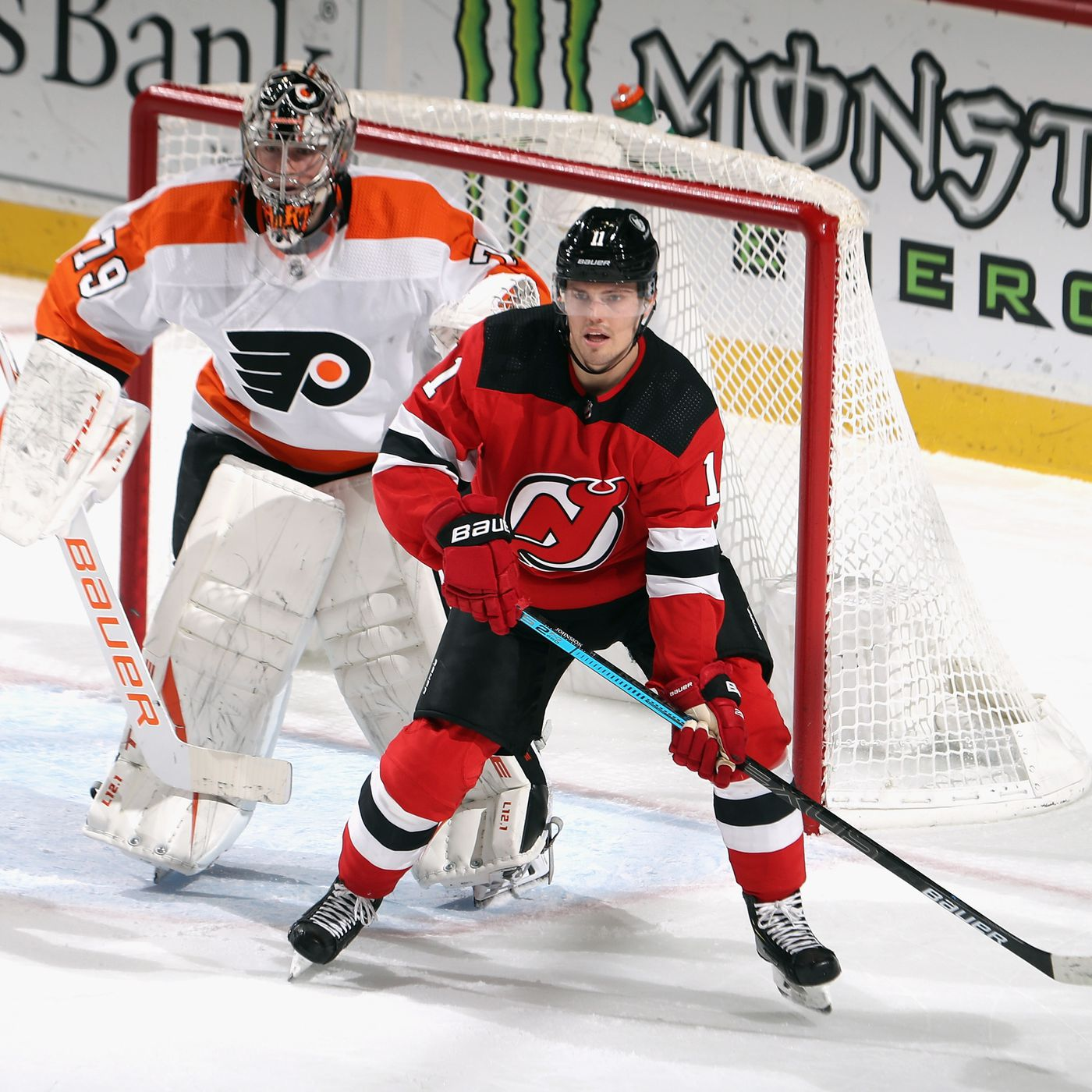 NHL Re-Schedules 13 New Jersey Devils Games; Season to Resume on ...