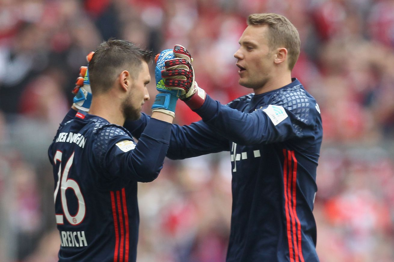 Goalkeepers union: Sven Ulreich backs Manuel Neuer in ter Stegen row