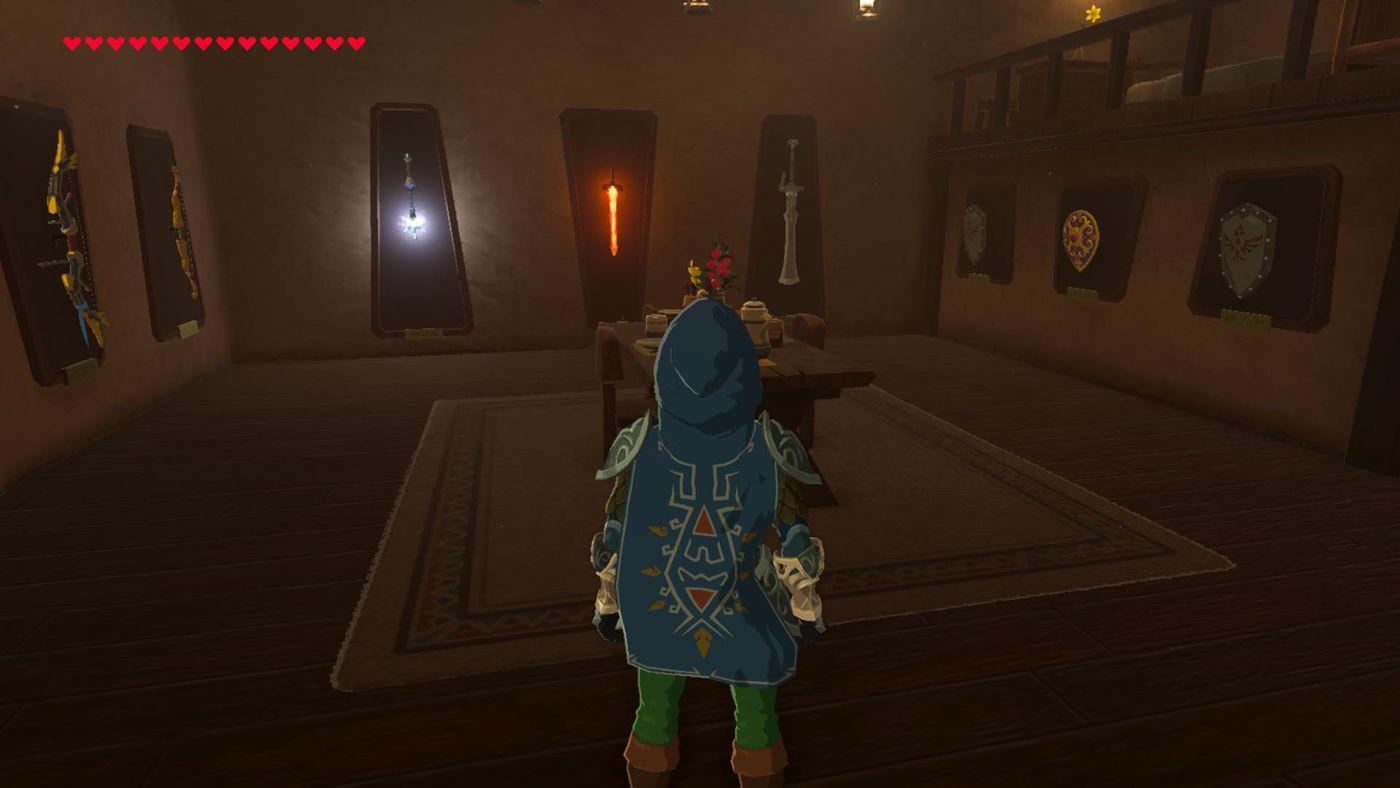 Zelda: Breath of the Wild guide: Hylian Homeowner side quest - Polygon