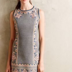 """<b>Maeve</b> dress, <a href=""""http://www.anthropologie.com/anthro/product/shopsale-dresses2/4130341981125.jsp#/"""">$90</a> (from $288)"""