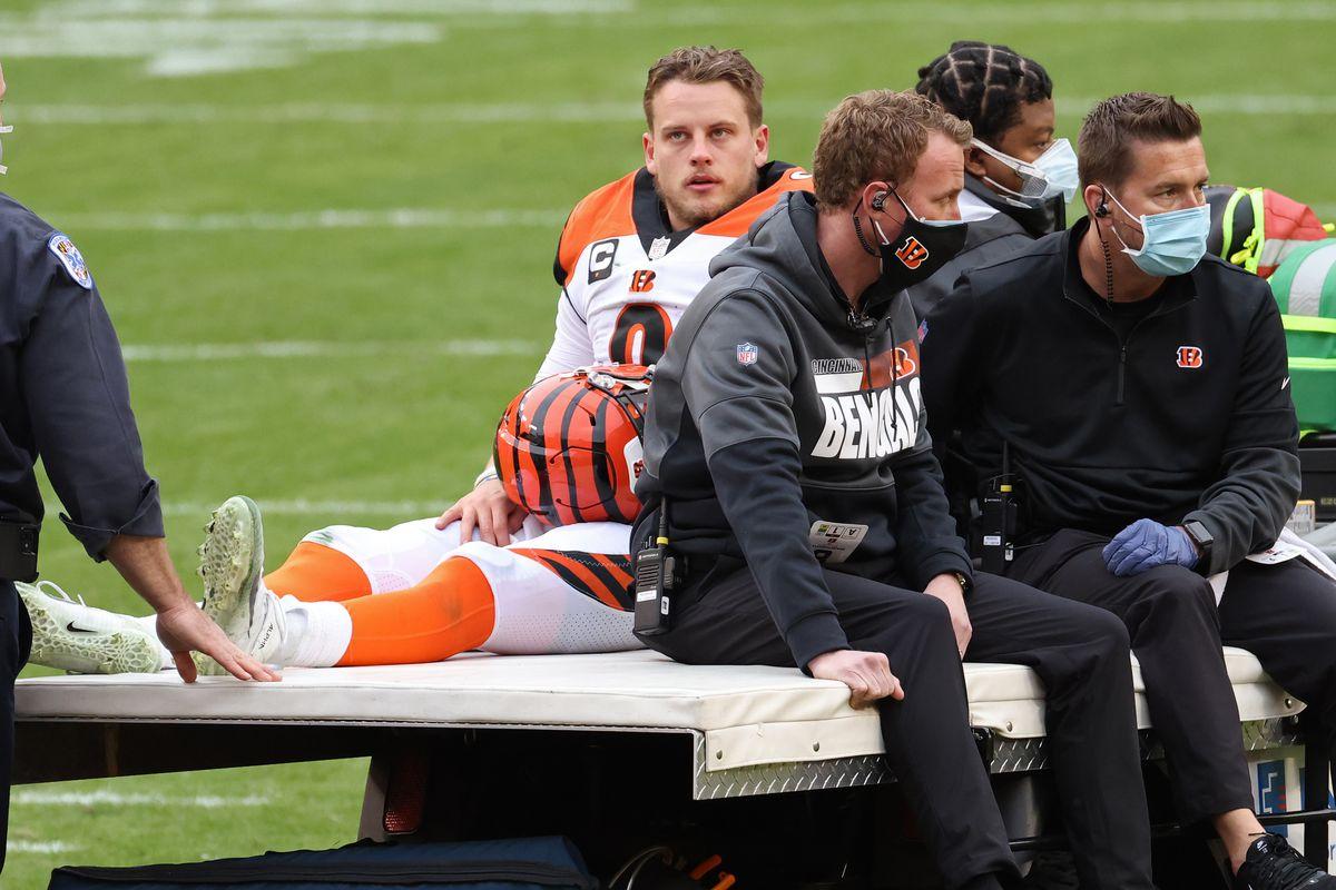 NFL: Cincinnati Bengals at Washington Football Team